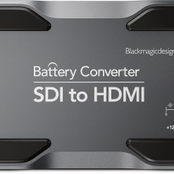 BATTERY CONVERTER BLACKMAGIC SDI TO HDMI