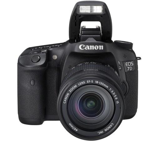 CANON EOS 7D + OPTIQUE EF 18-135