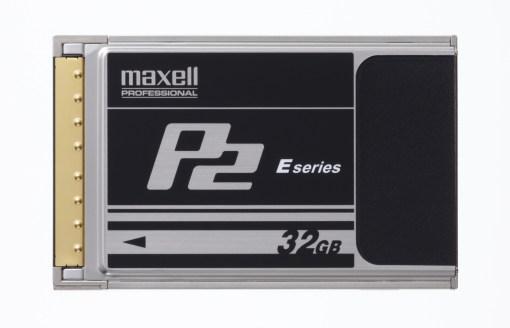 CARTE P2 32 Gb SERIE E MAXELL
