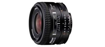 Nikon AF 35mm F2 - Objectif