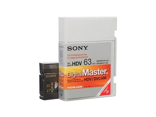 K7 HDV PRO SONY 63'
