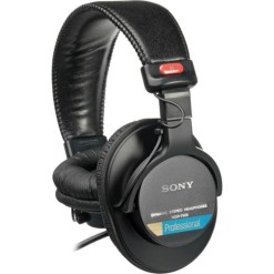 Sony MDR7506 - Casque