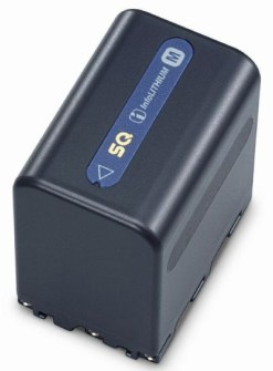 Sony NPQM91 - Batterie