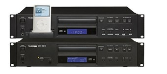 PLATINE CD TASCAM CD-200iL