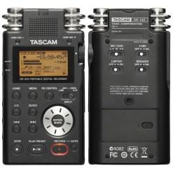 ENREGISTREUR AUDIO PORTABLE TASCAM DR-100