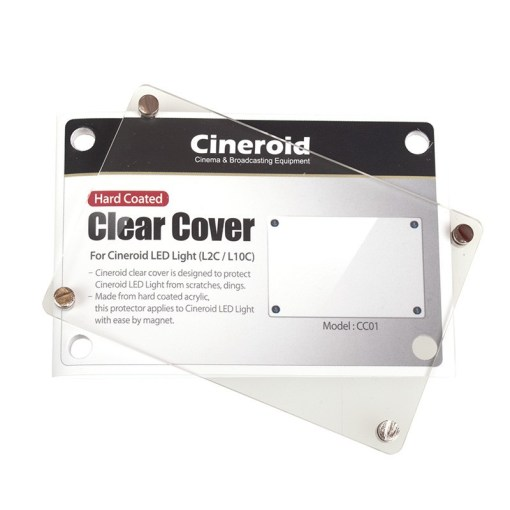 VERRE DE PROTECTION CINEROID CC01