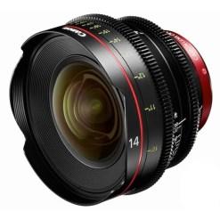 Canon Prime Cine Lens 14mm T3.1 Monture EF - Objectif Prime