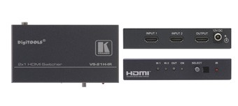 SELECTEUR 2X1 HDMI KRAMER