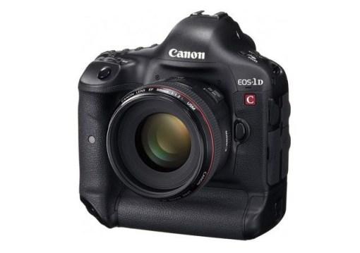 Canon EOS-1D C - Appareil Photo Nu