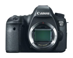 Canon EOS 6D - Appareil Photo Nu