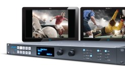 CONVERTISSEUR UNIVERSEL DUAL CHANNEL 3G/HD/SD A/V