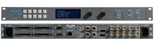 CONVERTISSEUR UNIVERSEL DUAL CHANNEL 3G/HD/SD A/V