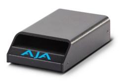 BOITIER EXTERNE  THUNDERBOLDT/USB3 AJA