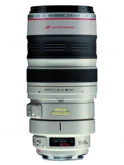 OPTIQUE CANON EF 100-400 MM F4.5-5.6 L IS II USM