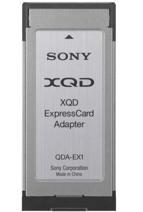 ADAPTATEUR XQD EXPRESS CARD SONY QDAEX1