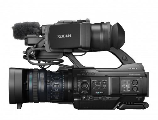 Sony PMW-300 K2 XDCAM - Caméra d'épaule
