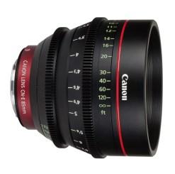 Canon Prime Cine Lens 85mm T1.3 Monture EF - Objectif Prime Cinéma