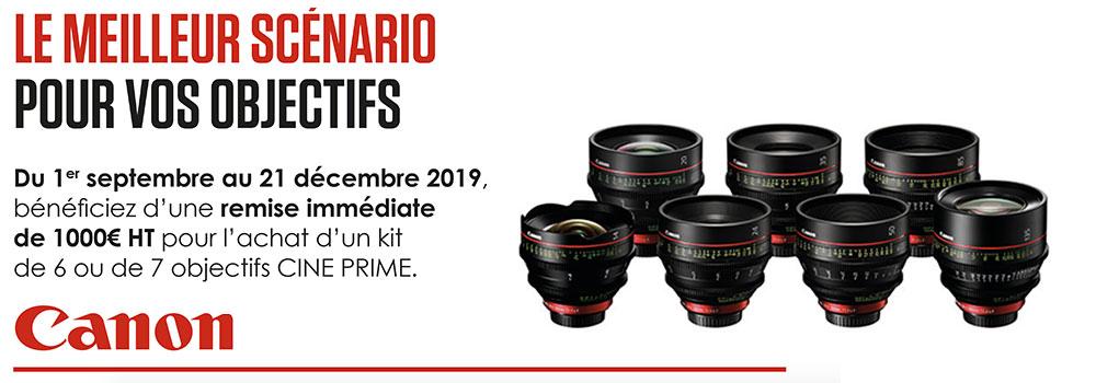 Canon Prime Cine Lens 35mm T1.5 Monture EF - Objectif Prime Cinéma