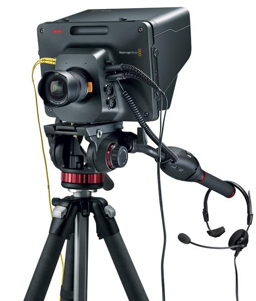 Blackmagic Design Studio Camera HD 2 - Caméra