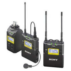 KIT AUDIO HF SONY MICRO MAIN UWP-D16