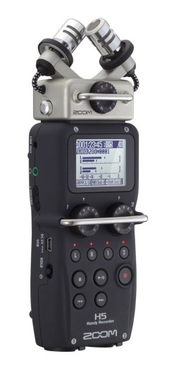 ZOOM H5 - Enregistreur Audio