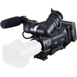 JVC GY-HM890 avec Optique 14X Canon - Caméra d'épaule