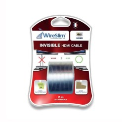CABLE HDMI INVISIBLE 2 METRES