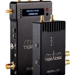 KIT DE TRANSMISSION HF TERADEK BOLT 2000 HDMI/SDI
