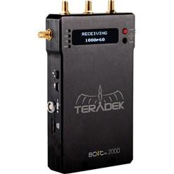 RECEPTEUR HF TERADEK BOLT 2000 HDMI