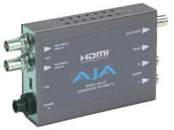 CONVERTISSEUR AJA HI5 3D