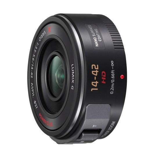 Panasonic Lumix 14-42mm F3.5-5.6 - Objectif