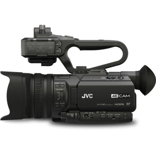 CAMERA 4K JVC GY-HM170E