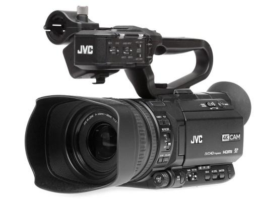 JVC GY-HM170E - caméra