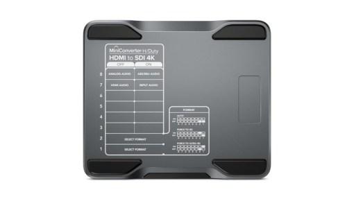 CONVERTISSEUR HDMI VERS SDI  BLACK MAGIC