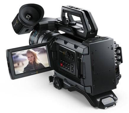 Blackmagic URSA MINI 4K Monture EF - Caméra