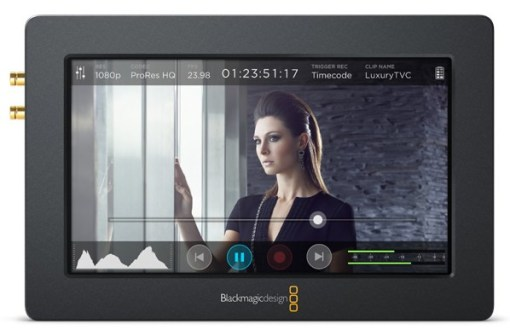 MONITEUR - ENREGISTREUR BLACKMAGIC VIDEO ASSIST