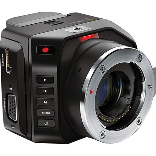 Blackmagic Miro Cinema - Caméra