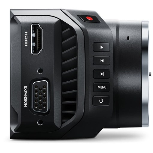 Blackmagic Design Micro Cinema - Caméra