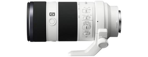 Sony FE 70- 200mm F4 - Objectif Cinéma