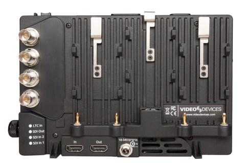 Video Devices PIX-E7 - Plus de connexions