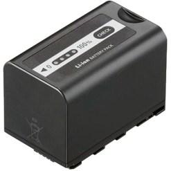 Panasonic VW-VBD58 - Batterie