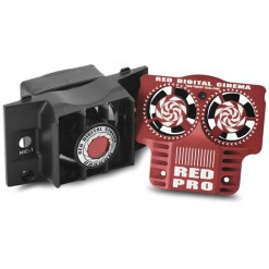 VENTILATEUR DSMC FAN 2.0 UPGRADE SCARLET KIT (TOP/BOTTOM)