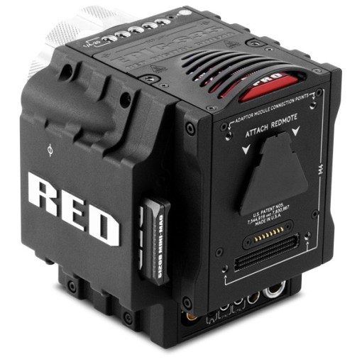 ENREGISTREUR RED MINI-MAG SIDE SSD MODULE