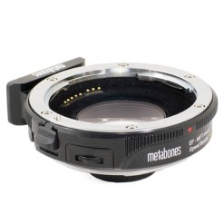 BAGUE D'ADAPTATION CANON EF VERS MFT SPEED BOOSTER XL 0.64X