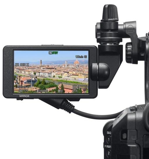 Sony PXW-FS5 - Caméra