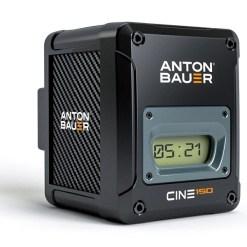 BATTERIE ANTON BAUER CINE 150 GM