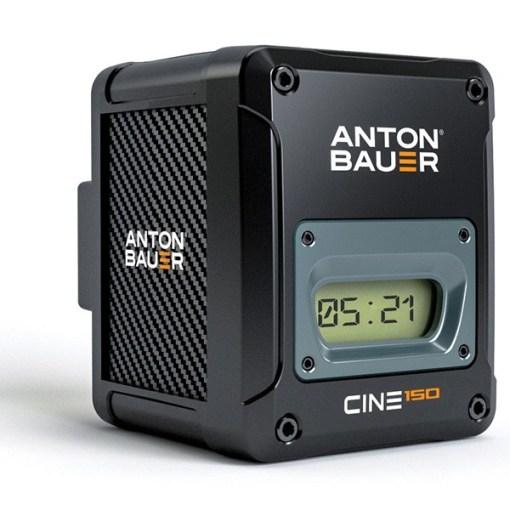 ANTON BAUER CINE 150 GM - Batterie
