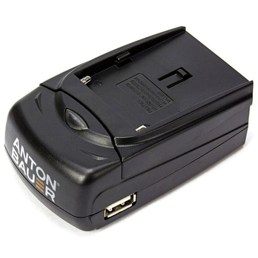 CHARGEUR SIMPLE ANTON BAUER SINGLE CHARGER L-SERIES