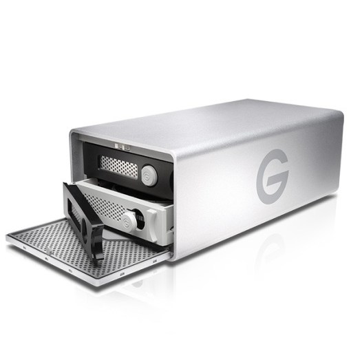 G-Technology 12 To G-Raid Removable Thunderbolt 2 & USB 3.0 - Disque Dur Raid