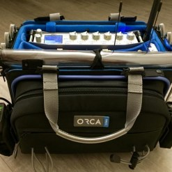 SAC D'EPAULE ORCA MIXETTE AUDIO OR-32